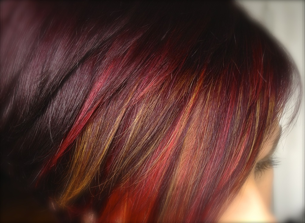 Coloration - coiffure freestyle - Sattel